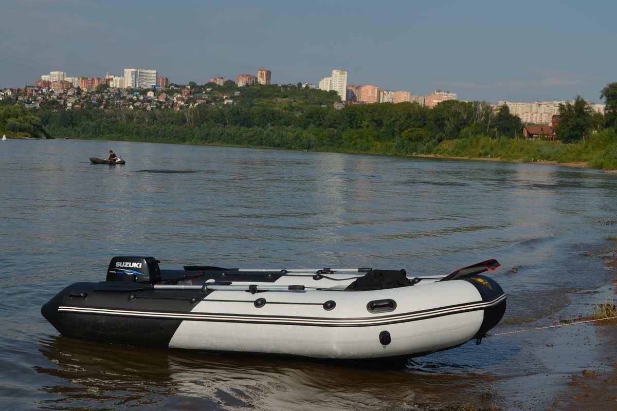 лодка ривьера 3600 нднд уфа