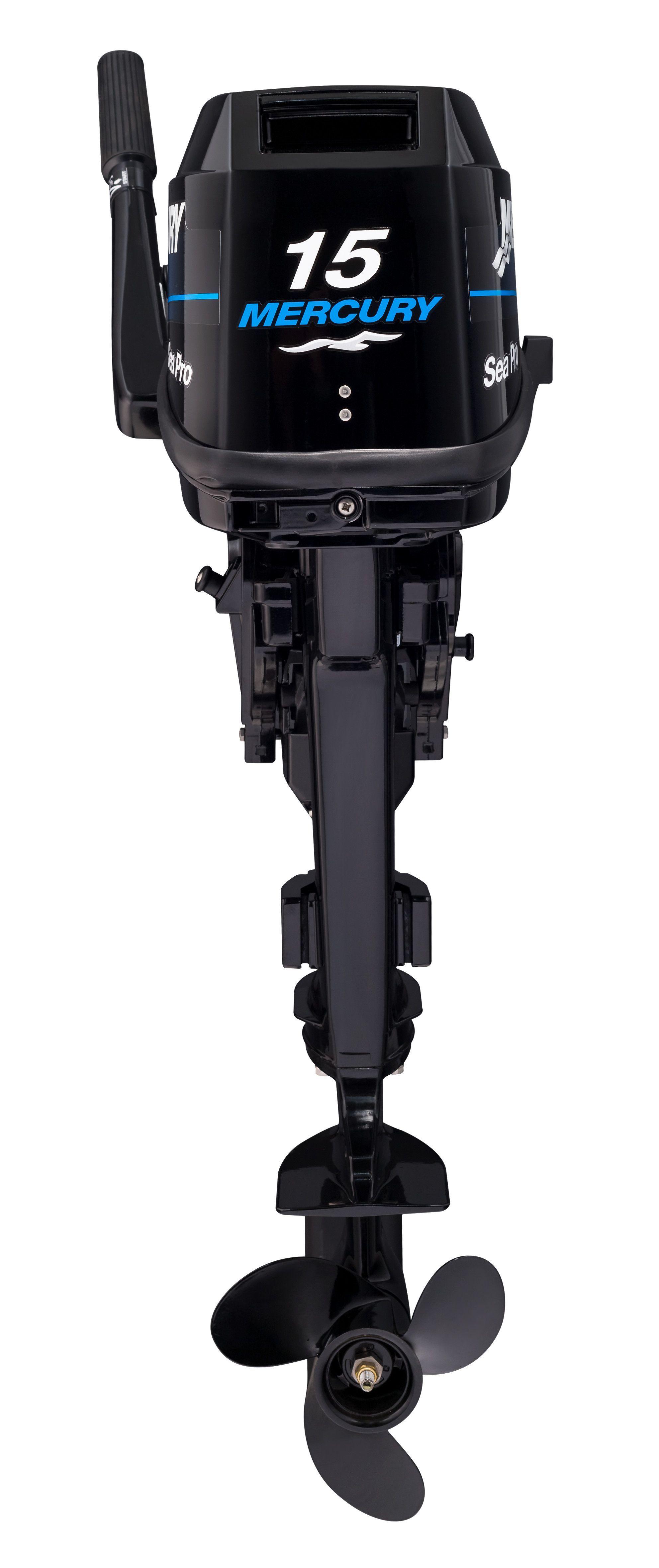 Мотор лодочный 2х-тактный mercury 9,9 m